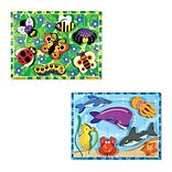 M&D Chunky - Sea Life & Insects 12x11x2