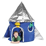 Bazoongi Kids Special Edition Rocket Play Tent