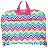 World Traveler Chevron Hanging Garment Bag