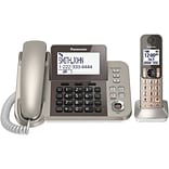 Panasonic Cordless Syst w Caller Id HandSt