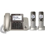 Panasonic Cordless Syst w Caller Id 2HandSt