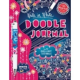 Klutz Doodle Journal, Write In White Book Kit (539626)