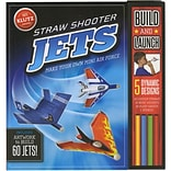 Klutz Straw Shooter Jets Book Kit (564779)