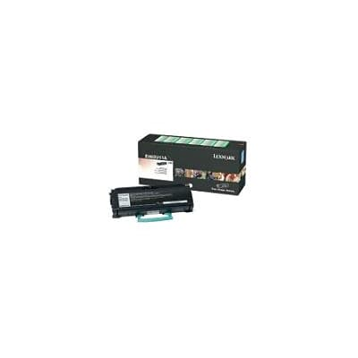 Lexmark™ Extra High Yield Return Program Toner Cartridge, Black, 18000 Page (E462U41G)