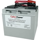 Cyberpower 12 VDC 17000 mAh UPS Replacement Battery Cartridge for PR1500LCD UPS (RB12170X2A)