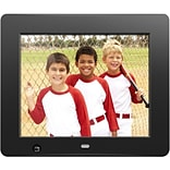 Aluratek 8 Desktop Digital Photo Frame with Motion Sensor and 4GB Built-in Memory (ADMSF108F)