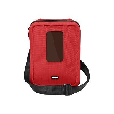 Cocoon Gramercy Messenger Sling ForiPad/10 Tablets; Racing Red