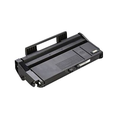Ricoh All-In-One Toner Cartridge; Black (407165)