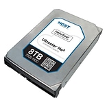 HGST Ultrastar (0F23268-20PK) 8TB SAS 3.5 Internal Hard Drive