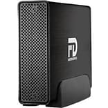MicroNet Fantom GF3B6000EU G-Force3 External Hard Drive; 6TB, USB 3.0 (2.0), eSATA, Black