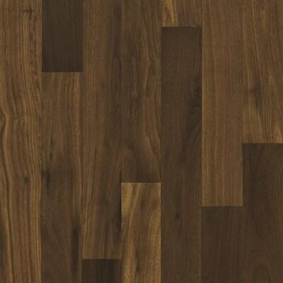 Shaw Floors Natural Values 6.5mm Walnut Laminate In Brookdale Walnut