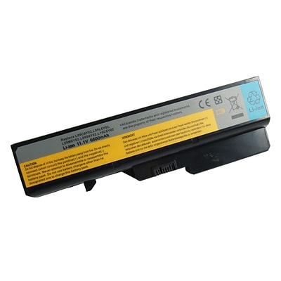Nine-Cell 6600mAh Li-Ion Laptop Battery for IBM (NM-57Y6455-9)