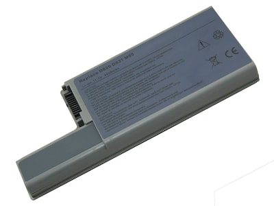6-Cell 4400mAh Li-Ion Battery DELL LATITUDE