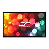Elite Screens® SableFrame 2 Fixed Frame Projector Screen, 100