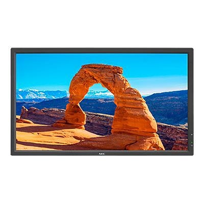 NEC V323-2 32 1080p Full HD High-Performance Commercial-Grade LED Display; Black