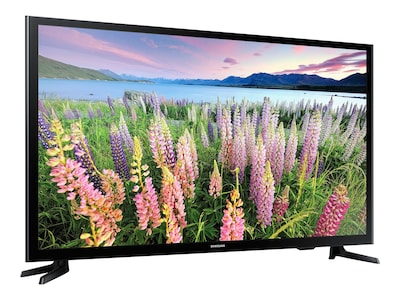"Samsung J5000 Series Un43j5000afxza 43"" Class 1080p Full Hd Led Tv; Black"