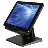 ELO X-Series 15 All-in-One Desktop Touchcomputer; Intel Dual-Core i3-4350T 3.1 GHz, Black (E127236)