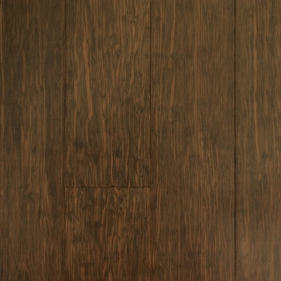 Ecofusion Flooring Colorfusion 4 4/5'' Engineered Bamboo Hardwood Flooring In Leather