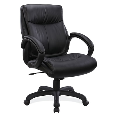 OfficeSource Sierra Series Executive Mid Back Chair