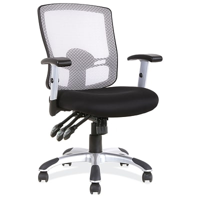 OfficeSource Artesa Series Mesh, 3 Paddle Task Chair