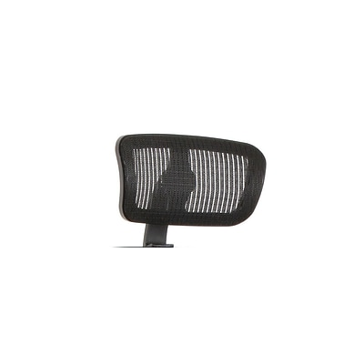 OfficeSource Engage Mesh Series Optional Headrest for a 18921 Chair, Black