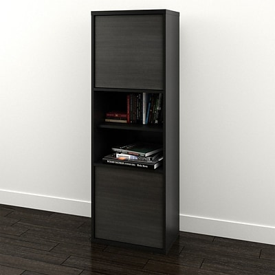 Sereni-T 2-Door Bookcase from Nexera