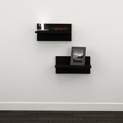 Sereni-T Floating Shelves (2) from Nexera