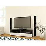 Allure 60 TV Stand-2 open spaces-2 drawers
