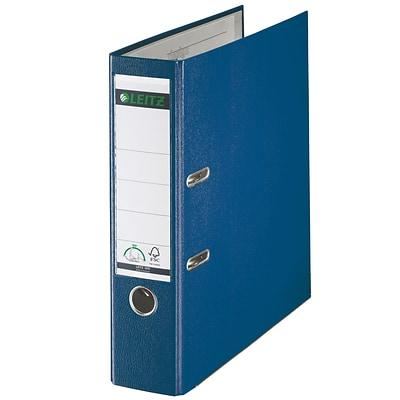 leitz 2 ring 3 inch premium a4 sized european binders blue 1010 bl
