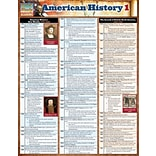 BarCharts QuickStudy American History Ref