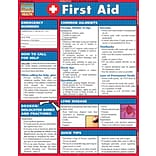 BarCharts, Inc. QuickStudy® First Aid & CPR Reference Set (9781423231608)