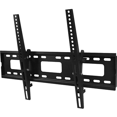 SIIG® CE-MT1S12-S1 32 - 65 Low Profile Universal Tilted TV Mount