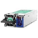 HP ® 720620-B21 1400 W Flex Slot Platinum Plus Hot-Plug Power Supply Kit for ProLiant DL300 Gen9 Ser