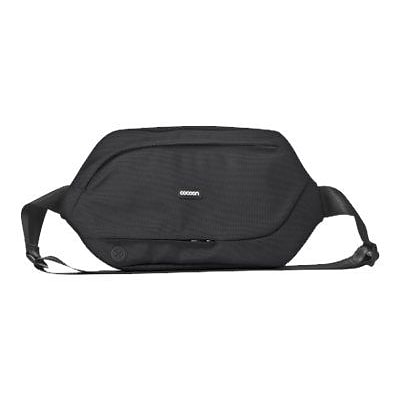 Cocoon® Harlem Black Ballistic Nylon Sling for 10.2 iPad/Tablet (CSN346BY)