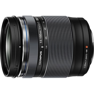 Olympus® M.Zuiko ED V316020BU000 14 mm Lens for Mirrorless Cameras