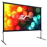 Elite Screens® Yard Master 2 OMS110HR2 Surface Mount 110 Projection Screen