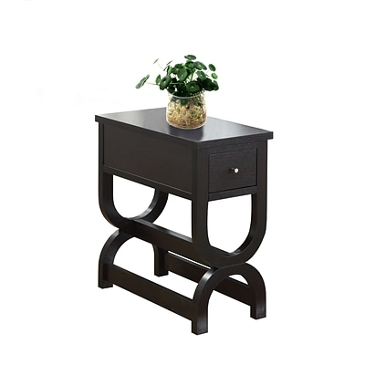 Monarch Specialties Accent Table In Cappuccino ( I 3147 )
