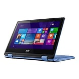 Acer NX.G0YAA.014 Aspire R3-131T-C0B1 11.6 HD Touchscreen Intel Celeron N3150 500GB HDD 4GB RAM Win