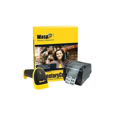 Wasp Inventory Control Standard Software with WWS550i and WPL305; 1 User, Windows, Disk (633808920647)