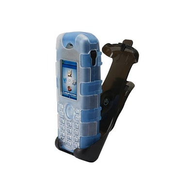 zCover  Dock-in-Case Carrying Case for IP Phone; Blue (CI925JSL)