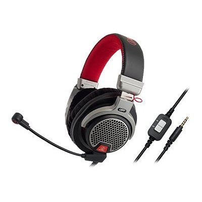 Audio-Technica  ATH-PDG1 Over-the-Head Dynamic Premium Stereo Gaming Headset with Microphone
