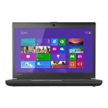 Toshiba Port 13.3 HD Display Intel Core i5 4210M 500GB HDD 4GB RAM Windows 13 Notebook, Black