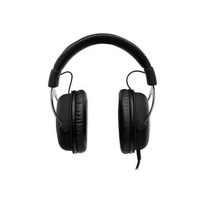 Kingston HyperX Cloud II Over-the-Head Gaming Headset with Condenser Microphone; Gunmetal