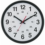 14 DST  Minute-Minder Wall Clock (TC7913B)