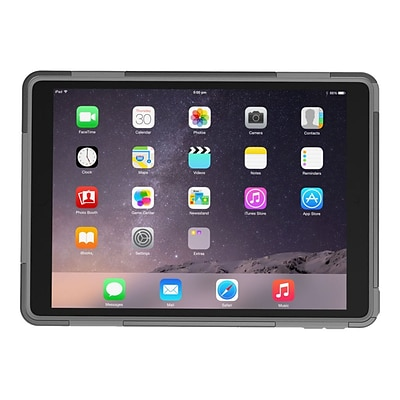 Pelican C11080-P60A-BLK ProGear Voyager Flip Cover for Apple iPad Air 2 Tablet; Black