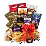 Gourmet GiftBasket Coffee/Chocolate Classic