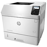 HP ® LaserJet Enterprise M606dn Black and White Laser Printer E6B72A#201; New