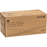 Xerox® 006R01552 Black 110000 Pages Toner Cartridge for WorkCentre 5865/5875/5890 Printer