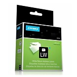 Dymo 3/4x2 Return Address Labels 500/bx