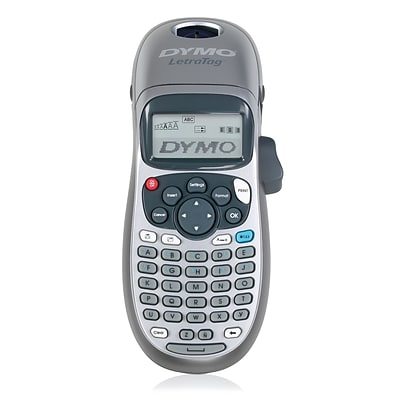DYMO® LetraTag® Plus Hand-Held Label Maker